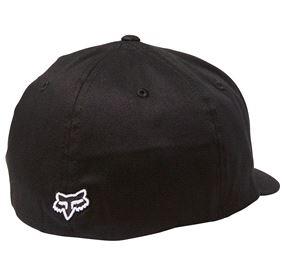 FLEX 45 FLEXFIT HAT [BLK/WHT] 2