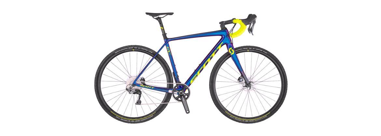 Bicicletas de ciclocross CX en nuestra tienda online