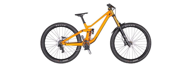 Bicis de descenso GIANT-SCOTT en nuestra tienda online