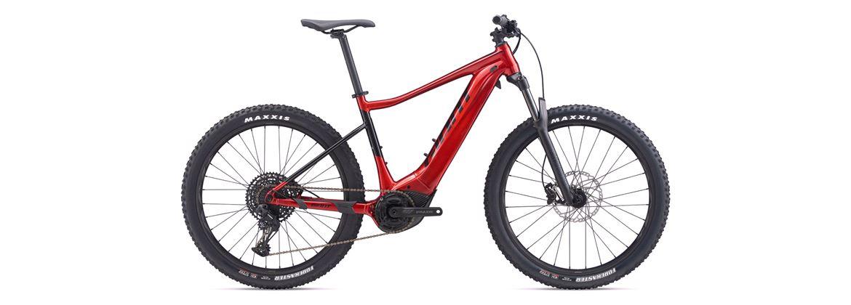 Bicis eléctricas de montaña rígidas giant o scott.