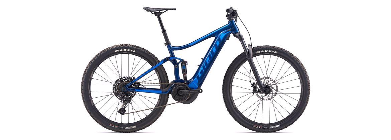 La mejor bicicleta eléctrica trail. Ebikes Giant y Scott