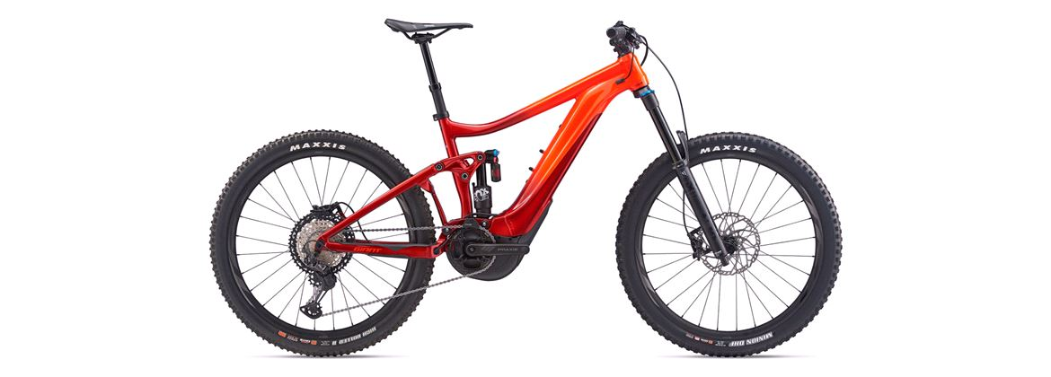 Ebike doble suspensión enduro. Giant o Scott online