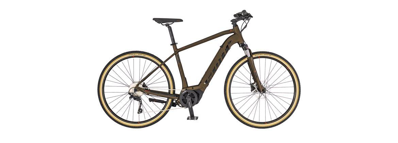 Bicicletas trekking urbanas eléctricas. Tu ebike online