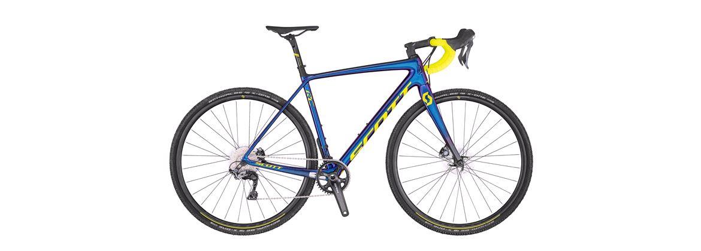 Bicicletas de ciclocross carbono Giant o Scott online