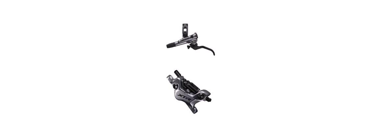 Frenos para bici potentes. 2 o 4 pistones en Vibike