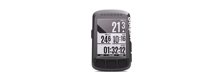 No te pierdas.GPS para bicicleta.Wahoo iPGSPORT GARMIN