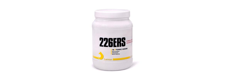 Bebidas isotónicas e hipertónicas. 226ERS-NAMED SPORT-MAXIM