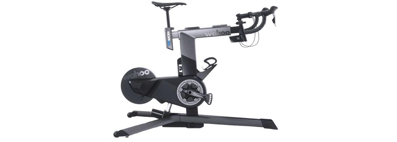 Entrena ciclismo en casa. Bicicleta estática WAHOO.