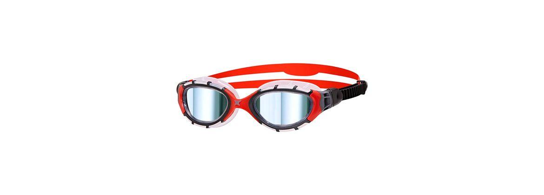 Gafas de natación triatlon, piscina. Polarizas ZOOGS