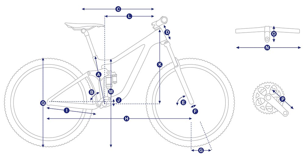 Bicicleta de enduro Giant Reign Advanced Pro 29 2 2020