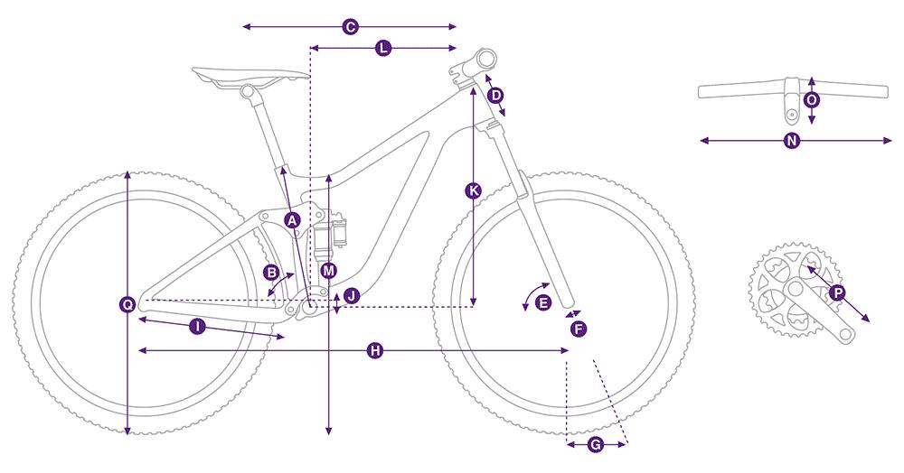 Bicicleta de XC Liv Tempt 1 GE 2020