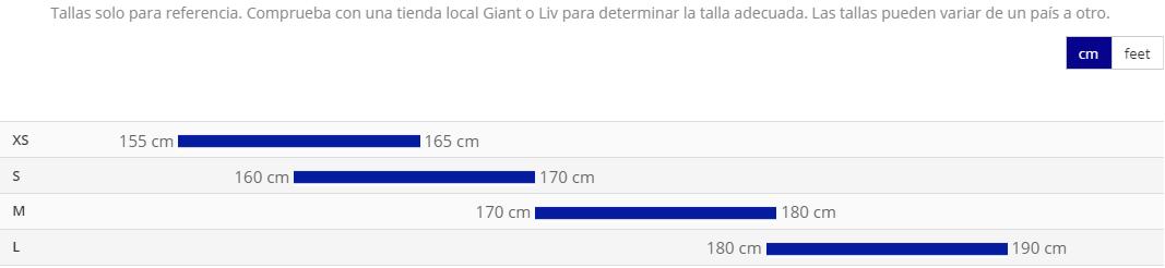 tallas giant dailytour eplus 2 lds 2021