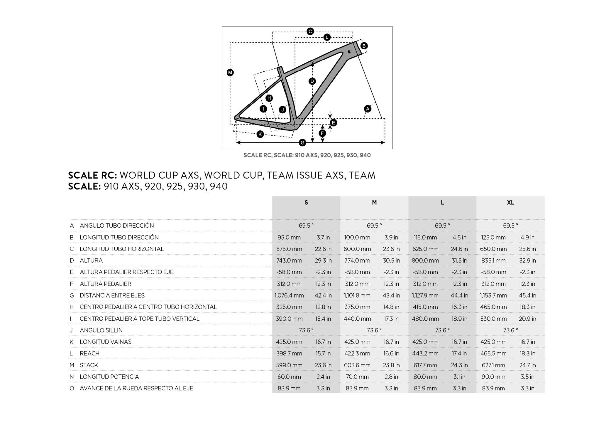 scott scale 2022 geometrias