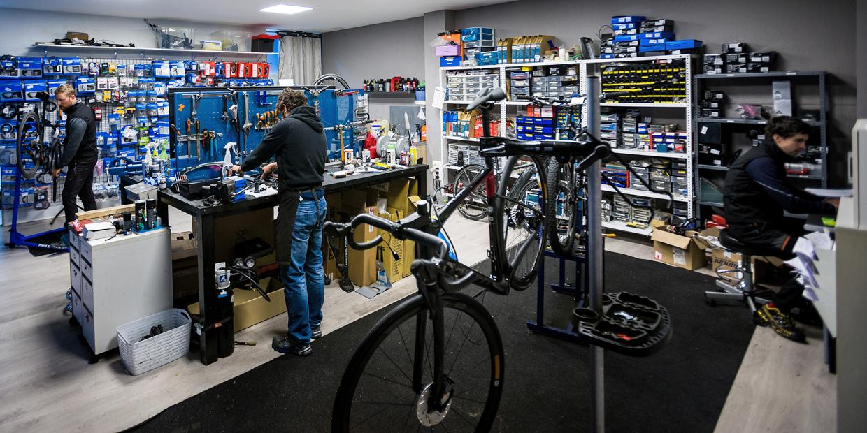 Taller de bicicletas multimarca
